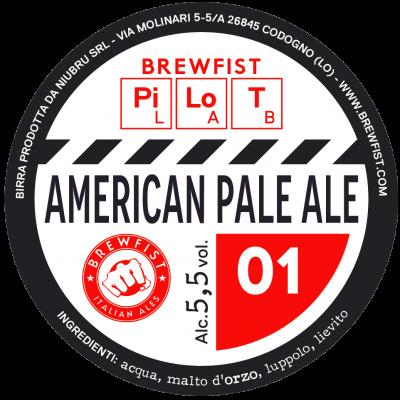01American Pale Ale